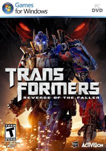 PC - Transformers Revenge Of The Fallen