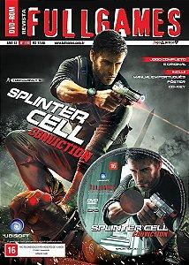 Revista Full Games - Splinter Cell Conviction