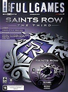 Revista Full Games - Saints Row The Third