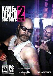 PC Kane e Lynch 2 Dog Days