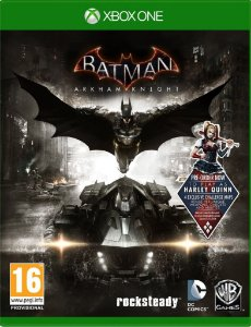 Xbox One - Batman Arkham Knight (Totalmente em Português)