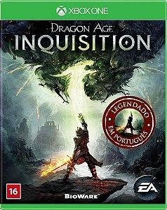 Xbox One - Dragon Age Inquisition (Legendado em Português)
