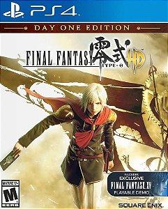 Playstation 4 - Final Fantasy Type 0 HD