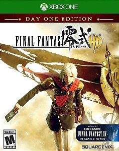 Xbox One - Final Fantasy Type 0 HD