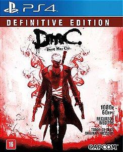 Playstation 4 - Devil May Cry - Definitive Edition (Legendado em Português)