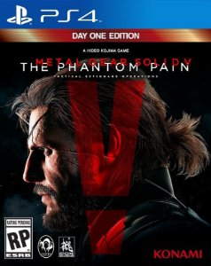 Playstation 4 - Metal Gear Solid V: The Phantom Pain