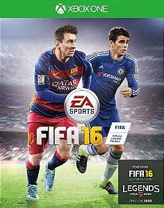 Xbox One - Fifa 2016 (Jogo em Português)
