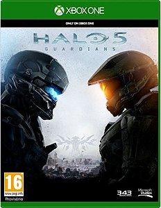Xbox One - Halo 5: Guardians (Totalmente em Português)