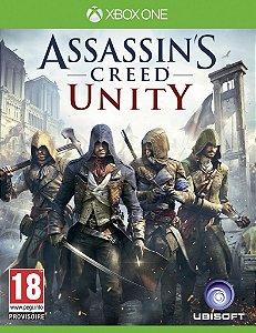 Xbox One - Assassin's Creed: Unity (100% dublado em Português)