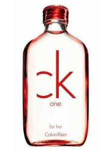 Calvin Klein Ck One Red Edition for her Eau de Toilette