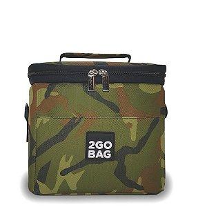 Bolsa Térmica 2Go Bag MINI Camuflada para 4,3 litros
