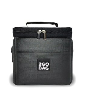 Bolsa Térmica 2Go Bag MINI Chumbo para 4,3 litros