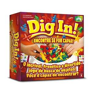 Jogo Dig In Copag | Encontre Se For Capaz