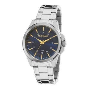Relógio Technos Classic Steel Analógico Masculino 2035MDF/1A