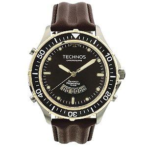 Relógio Technos Skydiver Analógico e Digital T205IX/0P