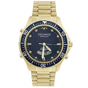 Relógio Technos Skydiver Analógico e Digital T205IZ/4A