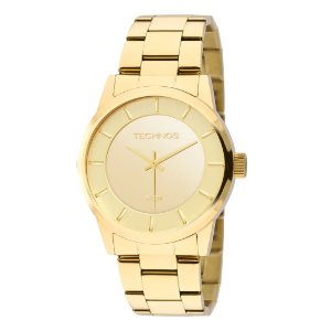 Relógio Technos Fashion Trend Analógico Feminino 2035LQA/4D