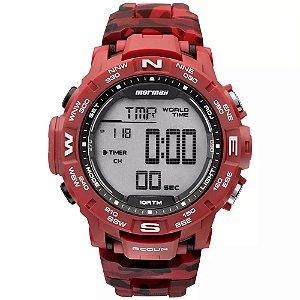 Relógio Mormaii Camuflado Digital Masculino Action MO1173A/8R