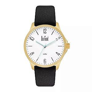 Relógio Dumont Berlim Analógico Masculino DU2035LVV/2B
