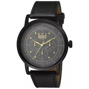 Relógio Dumont Traveller Multifunção Masculino DU6P29ABZ/2P