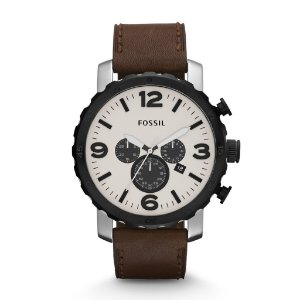 Relógio Fóssil Cronógrafo Masculino JR1390