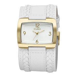 Relógio Euro Cavnic Analógico Feminino EU2035RP/2B