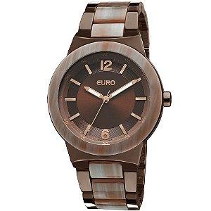 Relógio Euro Auchel Analógico Feminino EU2035FHR/2M
