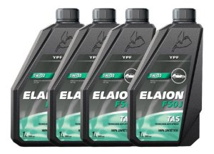 Kit Óleo 5w30 Elaion Ypf F50j Api Sn 100% Sintético - 4 Litros