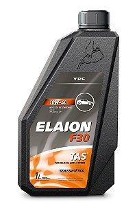 Oleo De Motor 10w40 Elaion F30 Ypf Semissintético Api Sn 1lt