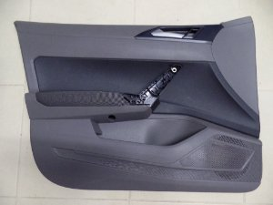 Forro Porta Polo Virtus 2018 2019 Dianteira Esquerda VW