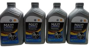 Kit Revisão 5w30 Maxi Performance Semissintético - Original VW