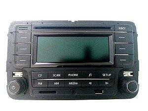 Radio Original Fox Spacefox Crossfox Usb Sd Bluetooth 2014