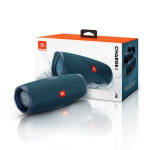 CAIXA DE SOM JBL BLUETOOTH CHARGE 4 BLUE