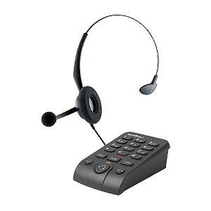 TELEFONE HEADSET INTELBRAS HSB50