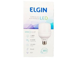 LÂMPADA LED BULBO ELGIN T 20W BIV (110W)
