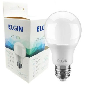 LÂMPADA LED BULBO ELGIN A60 12W BIV (75W)