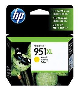 CARTUCHO HP 951XL 17ML AMARELO CN048AB