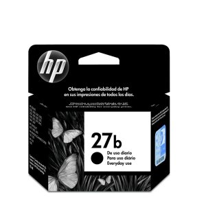 CARTUCHO HP C8727BB PRETO (27B) 10 ML