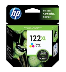 CARTUCHO HP CH564HB COLOR (122XL) 7.5 ML