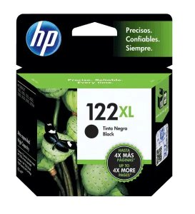 CARTUCHO HP CH563HB PRETO (122XL) 8.5 ML