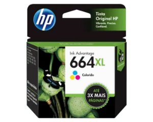 CARTUCHO HP F6V30AB COLOR (664XL) 8ML