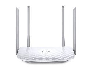 ROTEADOR WIRELESS TP-LINK ARCHER C50 AC1200 DUAL BAND