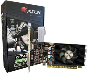 PLACA DE VÍDEO 2GB DDR3 GEFORCE GT 420 AFOX