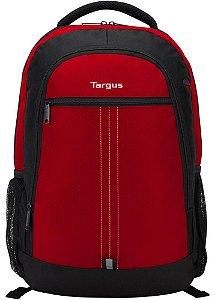 """MOCHILA PARA NOTEBOOK TARGUS 15.6"""" CITY VERMELHA TSB89003"""