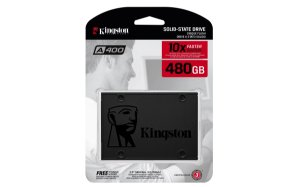 SSD 480GB SATA III 2.5 KINGSTON A400 SA400S37/480G