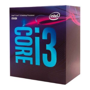 PROCESSADOR INTEL I3-8100 3.60GHZ 6MB COFFEE LAKE