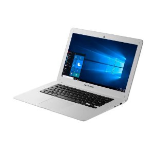 "NOTEBOOK MULTILASER ATOM/64GB/2GB/14""/MINI HDMI W10 PC110 BRANCO"