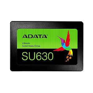 """SSD 480GB SATA III - ADATA 2.5"""" ASU630SS480GQR"""