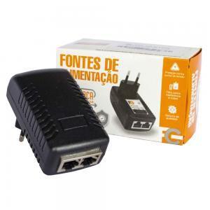 FONTE CHAVEADA POE 12V 1A FC1201PN