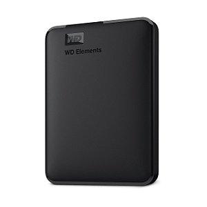 HDD EXTERNO 2TB WESTERN DIGITAL USB WDBU6Y0020BBK-EB